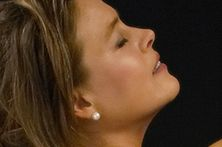 Woman's Face Profile
