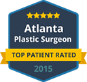 Top Patient Rated Atlanta Plastic Surgeon 2015