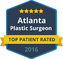 Top Patient Rated Atlanta Plastic Surgeon 2016